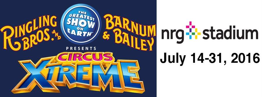Ringling Bros and Barnum & Bailey presents The Greatest Show on Earth