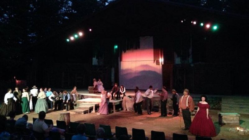"""Tom Dooley: A Wilkes County Legend"" Outdoor Drama"