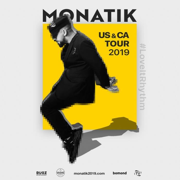 Monatik/Монатик Official concert after Party