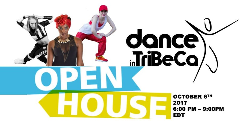 Dance In Tribeca Grand Opening!