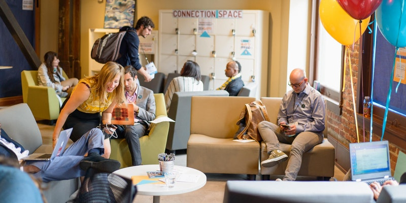 Coworking Week: Free Coworking Day at Impact Hub Seattle