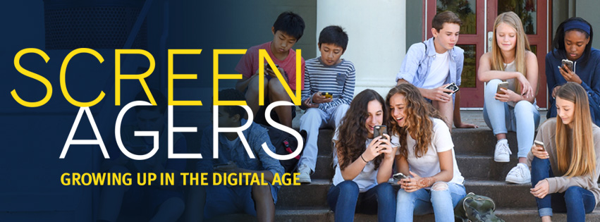 Screenagers Film Presented By Ottawa Substance Abuse Prevention Coalition