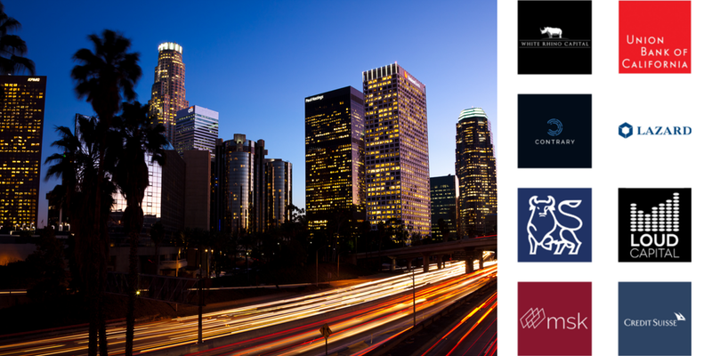 Entrepreneurs and Investors in Los Angeles