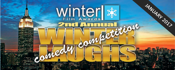 Winter Laughs 2017 Comedy Competition #WFA2017  #WinterLaughs (Original Date January 26, 2017)