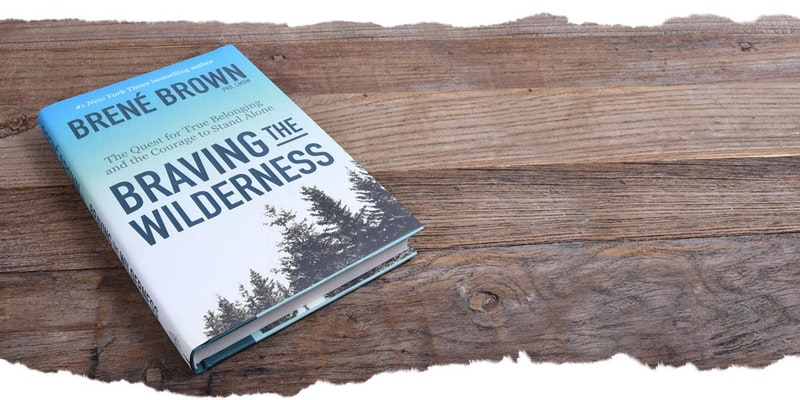 Braving the Wilderness Women's Book Club