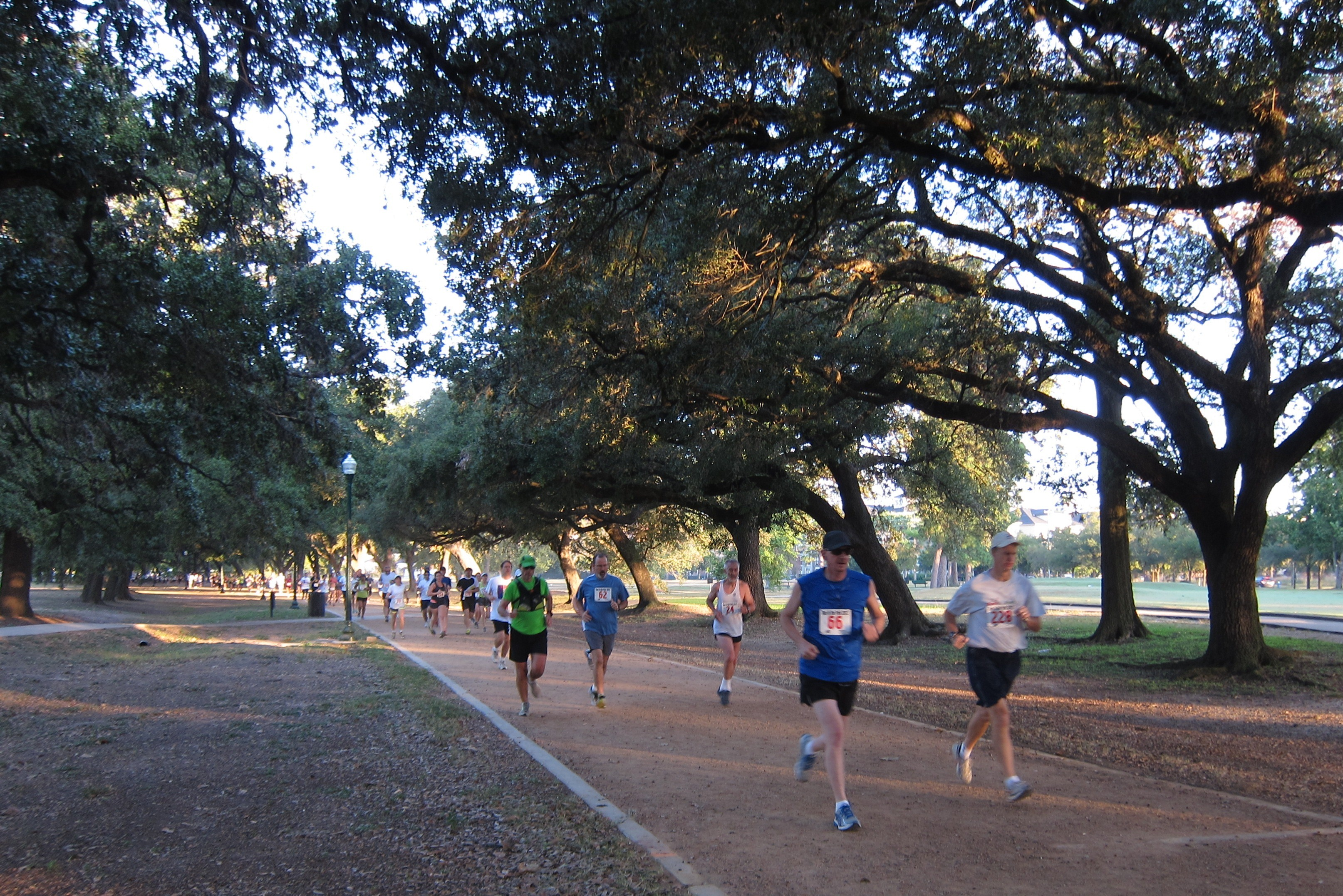 Run in the Park at Hermann Park