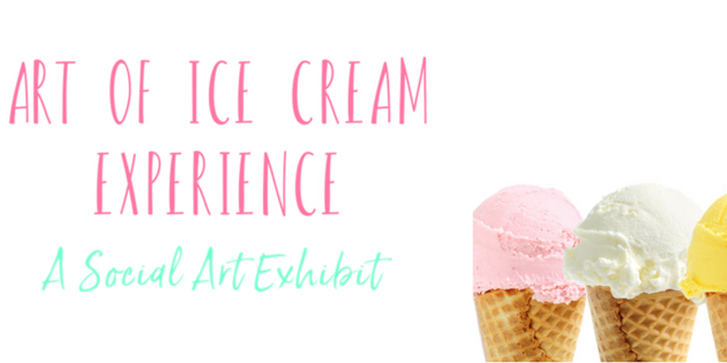 The Art of Ice Cream Experience | Wednesday, May 2nd