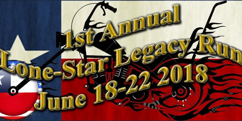 1st Annual Lone-Star Legacy Run