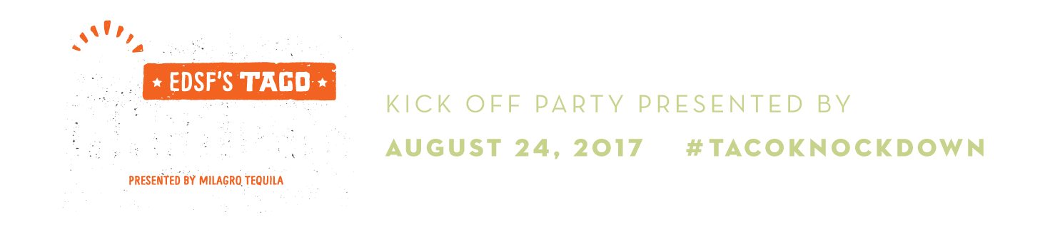 Taco Knockdown | Eat Drink SF 2017 | Kick Off Party