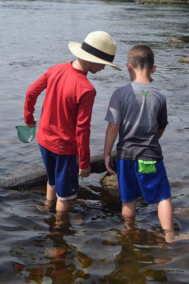 Homeschool Discovery Program: Project-Based River Study