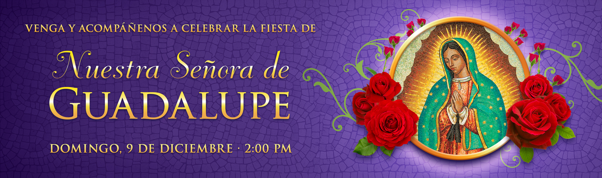 Our Lady of Guadalupe Celebration at Forest Lawn—Glendale