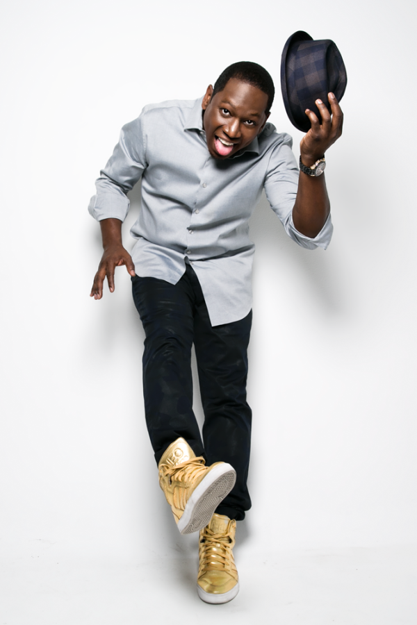 Guy Torry at Helium Comedy Club