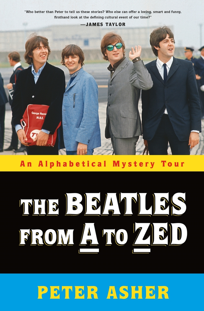 Virtual event with Peter Asher/The Beatles From A to Zed
