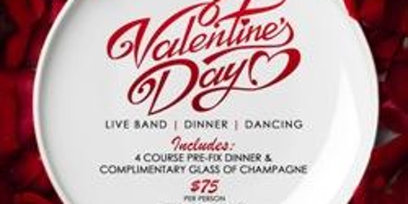 Valentine's Day Dinner & Dancing