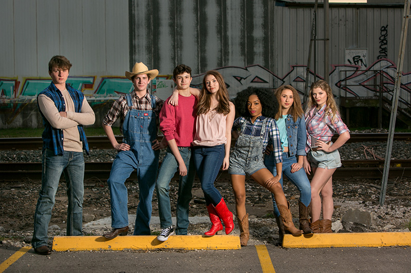 Footloose, The Musical at Miller Outdoor Theatre