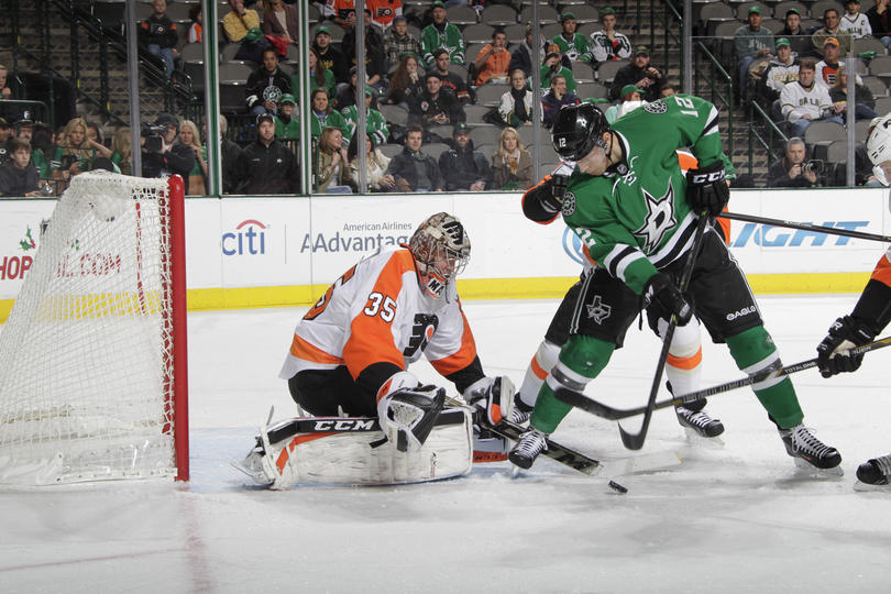Dallas Stars at Philadelphia Flyers