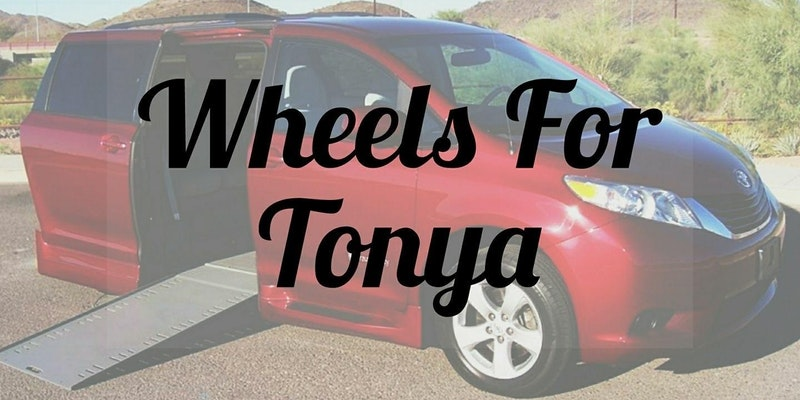 Wheels for Tonya