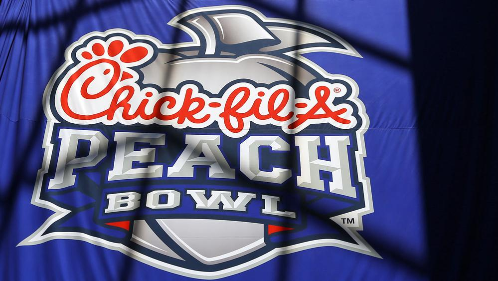 Chick-fil-A Peach Bowl Fan Days at the Hall