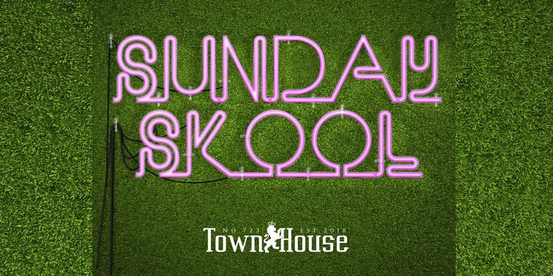 #SundaySkool Rooftop Day Party @TownHouse