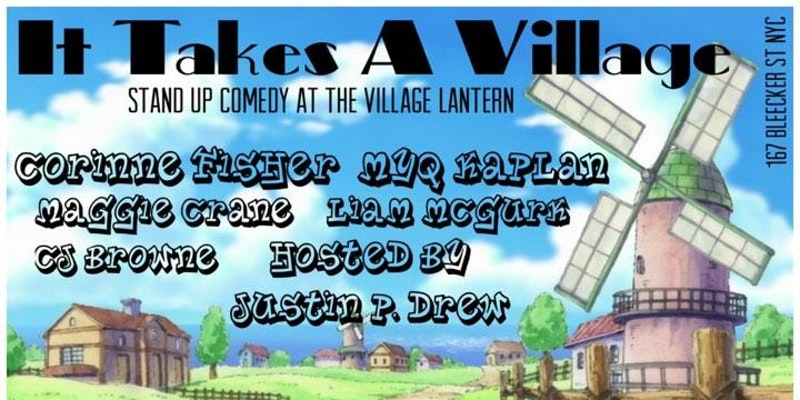 It Takes a Village Comedy Show