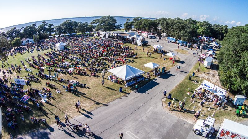 Pleasure Island Seafood, Blues & Jazz Festival