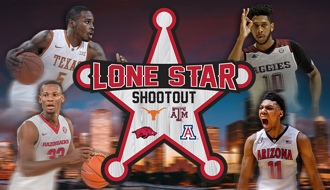Lone Star Shootout at Toyota Center