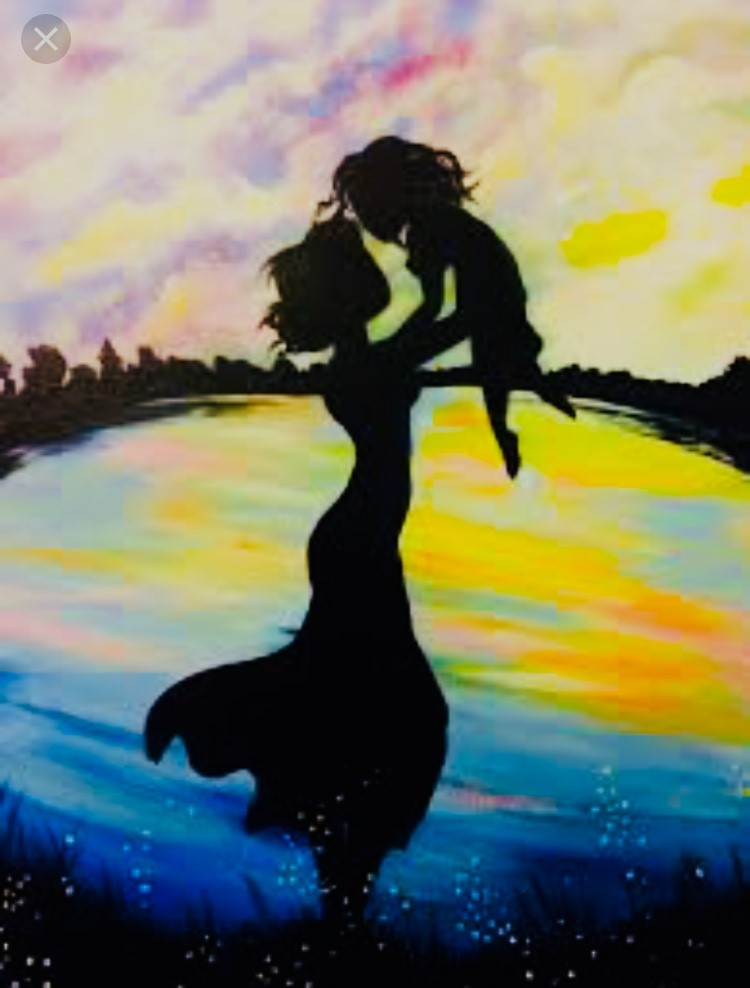 1st Annual Mother's Day Paint, Sip & Relax