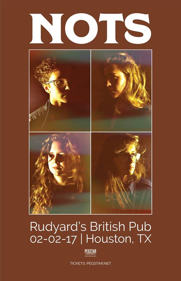 Nots in Concert at Rudyard's British Pub