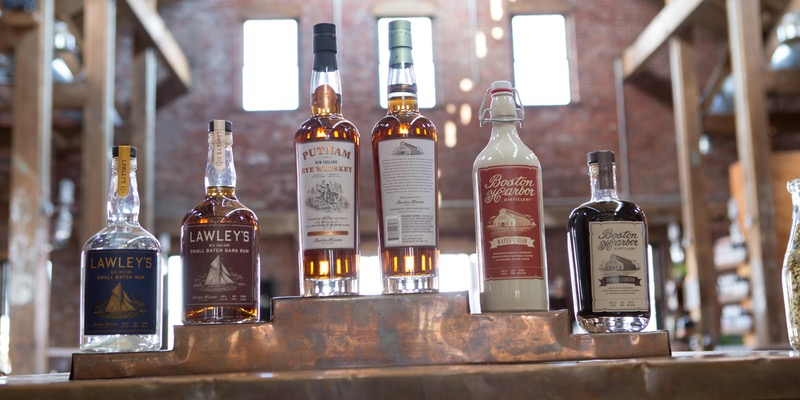 Father's Day Event at Boston Harbor Distillery