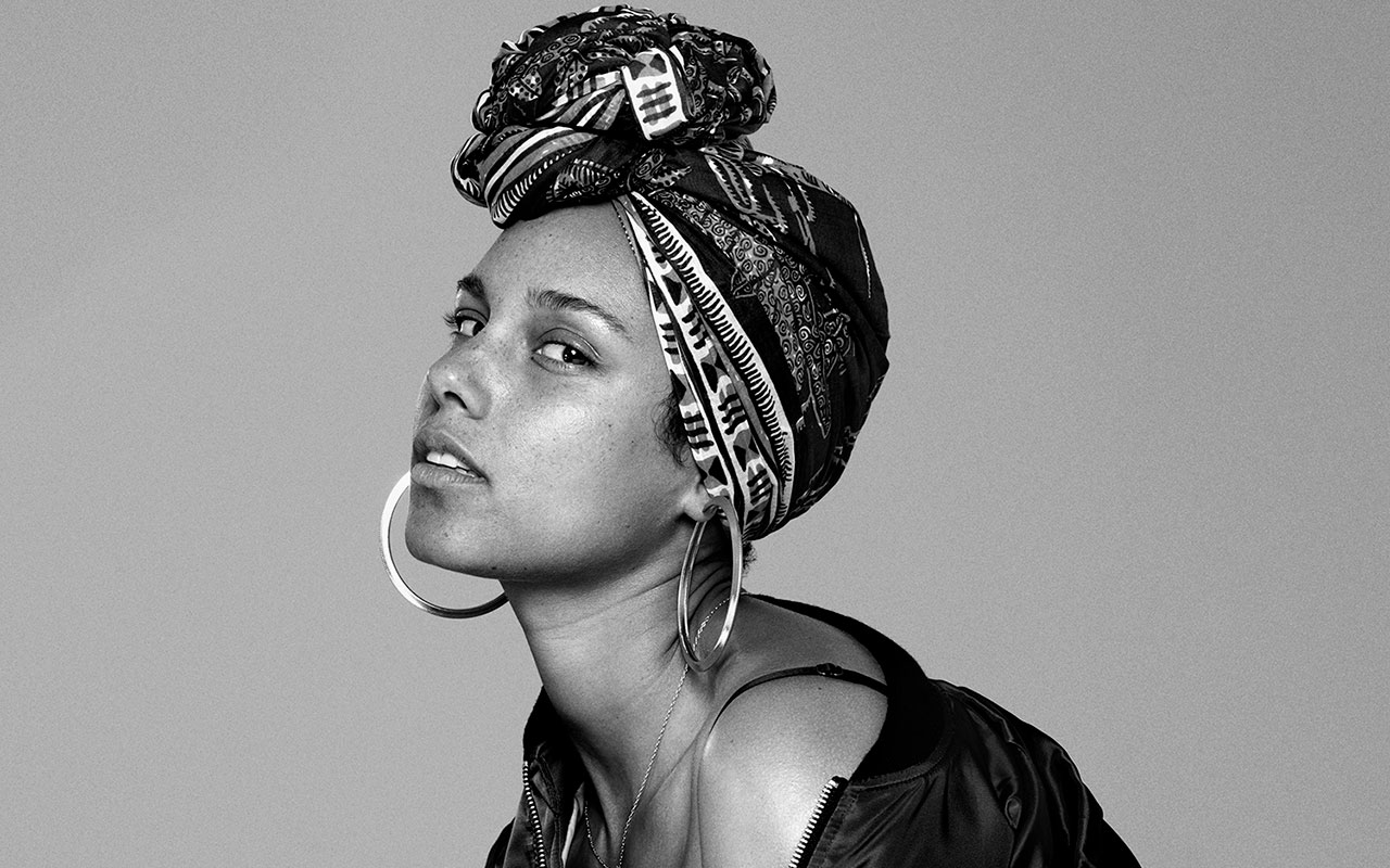 Houston Rodeo: Alicia Keys in Concert at NRG Park