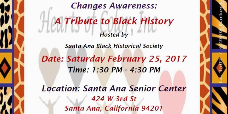 2nd Annual Healthy Heart & Lifestyle Changes Awareness: A tribute to Black History