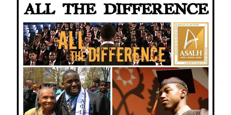 All the Difference: Film Screening and Community Discussion