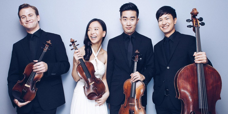 Five Fridays II: The Rolston String Quartet