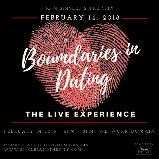 Boundaries in Dating: The Live Event in Austin, TX