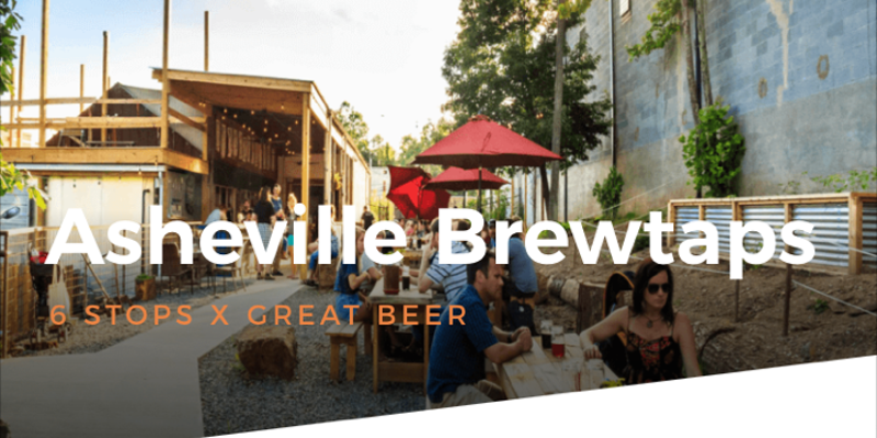 Asheville Brewtap Tour