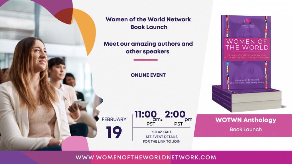 Women of the World Network: Book Launch