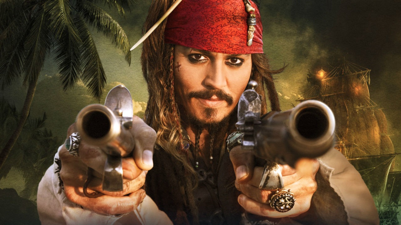 Pirates of the Caribbean 5th Movie Dead Men Tell No Tales