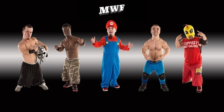 Micro Wrestling Federation: The 9 Midget Wrestling & Comedy Super-Show!