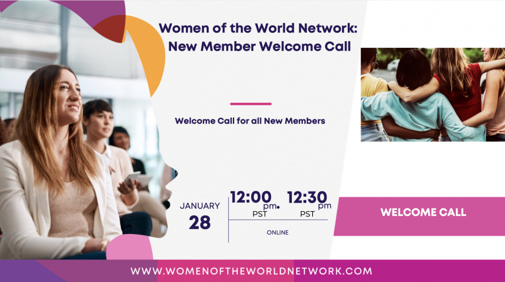 Women of the World Network Q&A Call