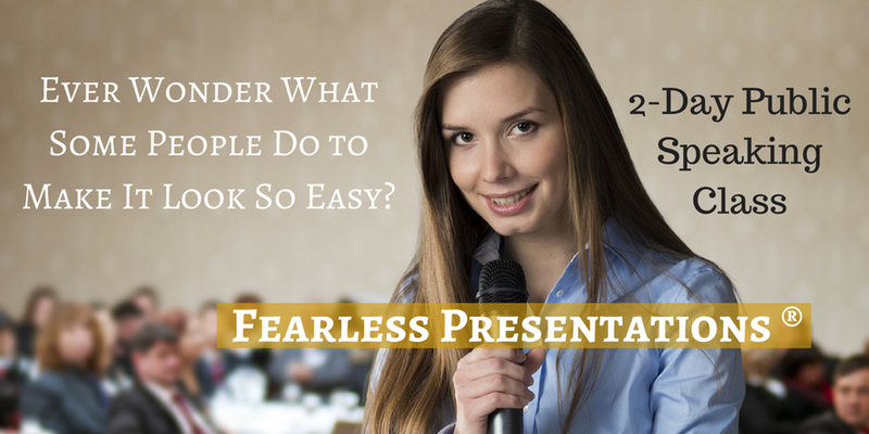 Fearless Presentations ® New York