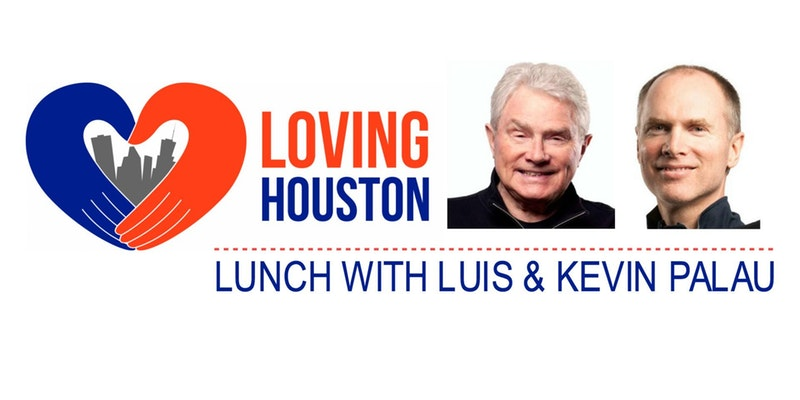 Lunch with Luis & Kevin Palau