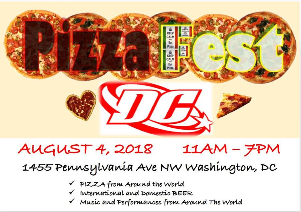 PizzaFest in Washington DC