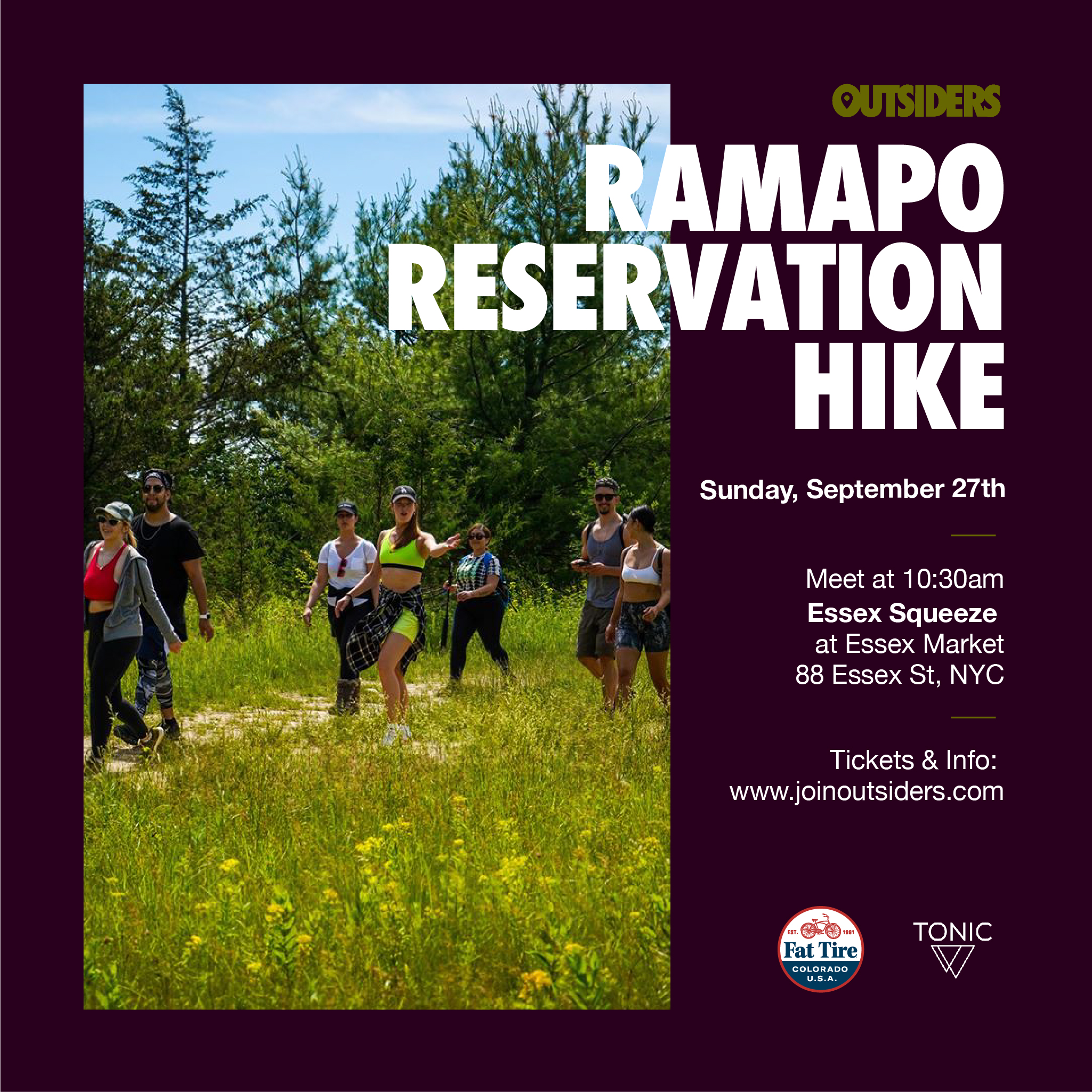 Ramapo Reservation Hike