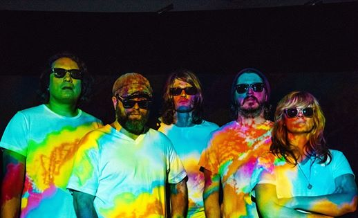 The Black Angels in Concert at White Oak Music Hall