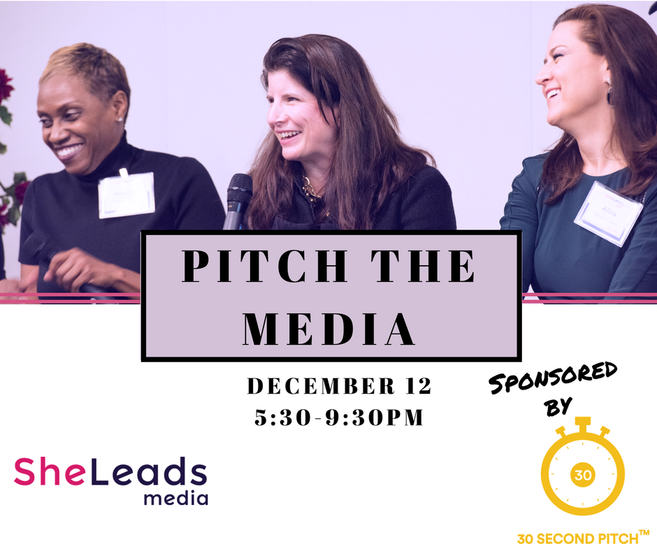 Pitch the Media LIVE