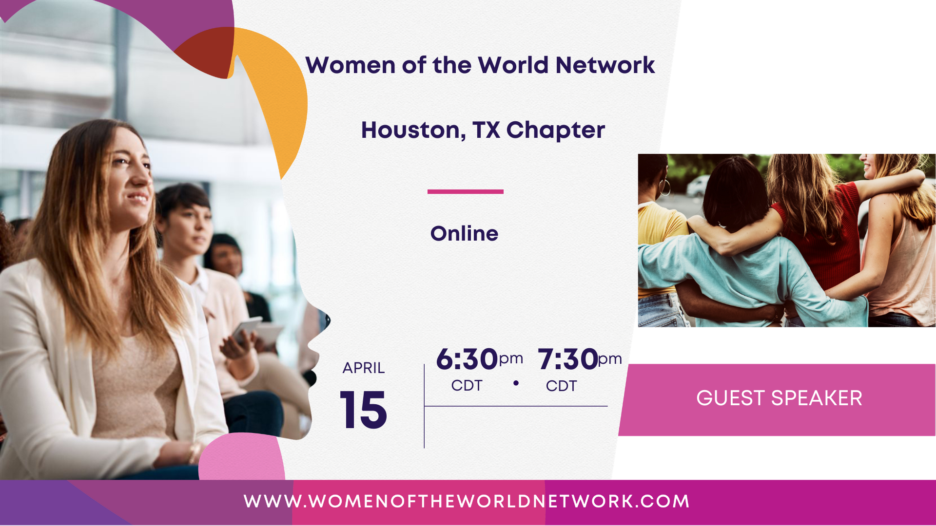 Women of the World Network: Houston TX Chapter