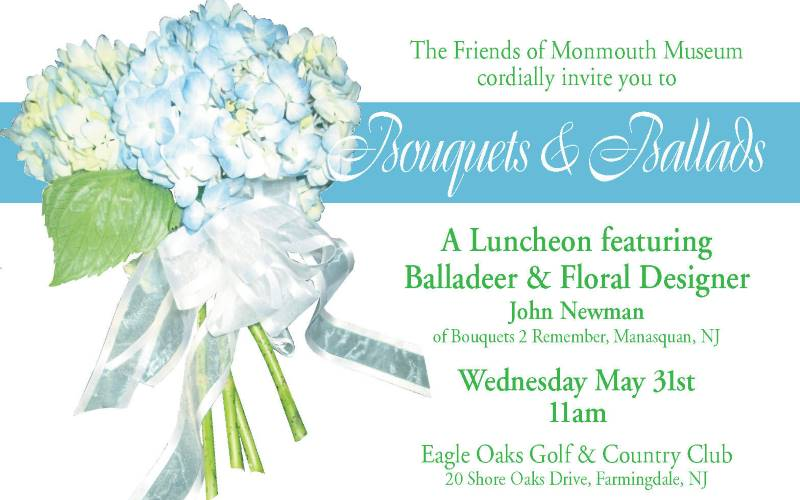 Bouquets & Ballads Luncheon