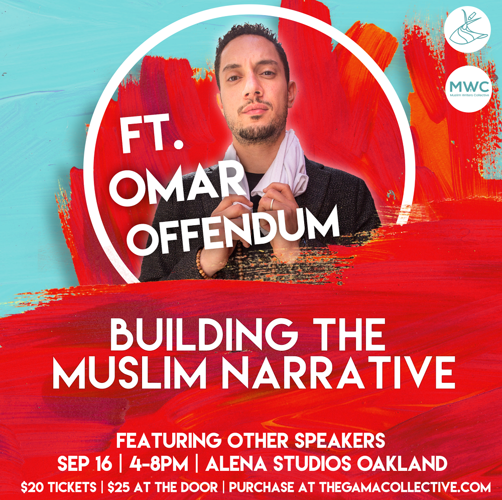 Building the Muslim Narrative ft. Omar Offendum