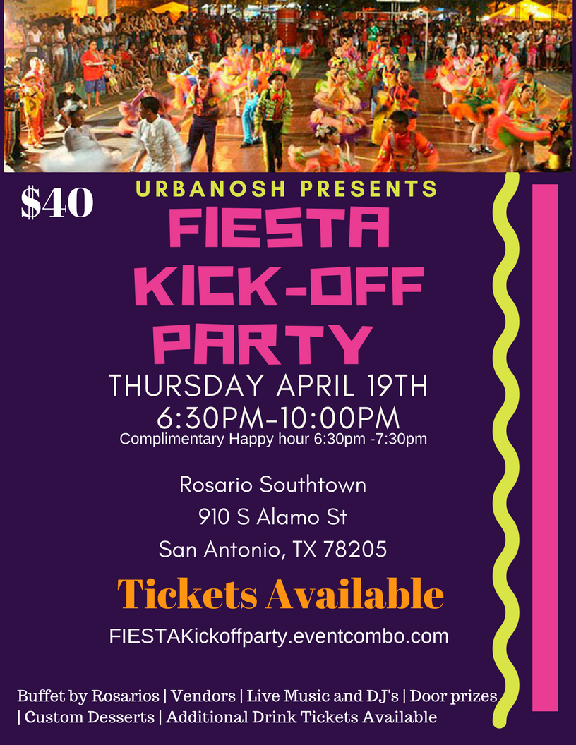 FIESTA Kick-off Party