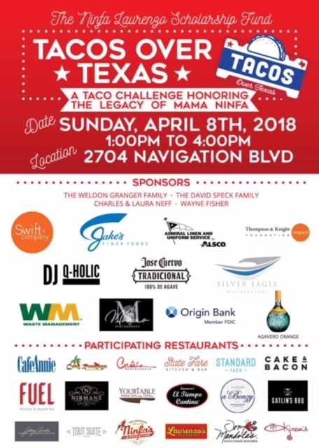TACOS OVER TEXAS 2018 in Houston